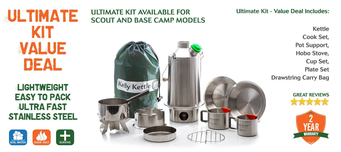 Kelly Kettle® Kits