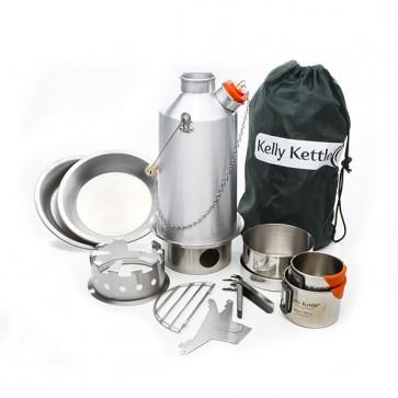 Aluminum Ultimate Base Camp Kit