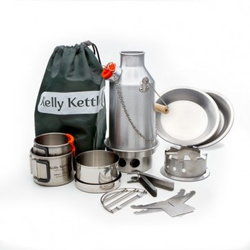 Ultimate Trekker Aluminum Kettle Kit