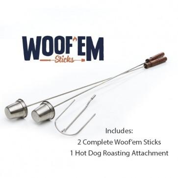 Woof' Em Sticks Kit