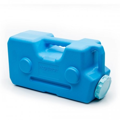AquaBrick Food and Water Storage Container - Brick Only