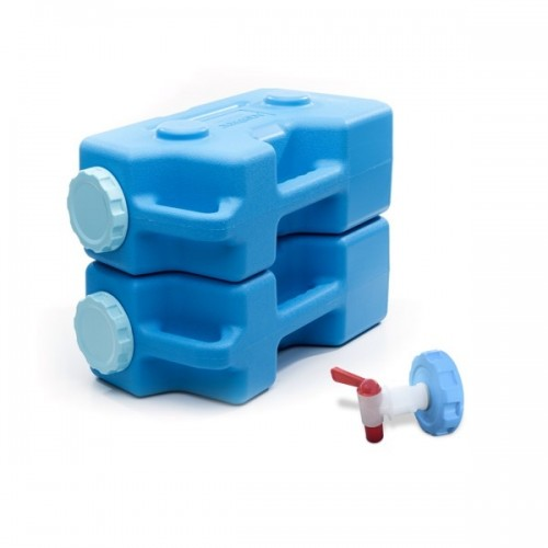 AquaBrick Food and Water Storage Containers