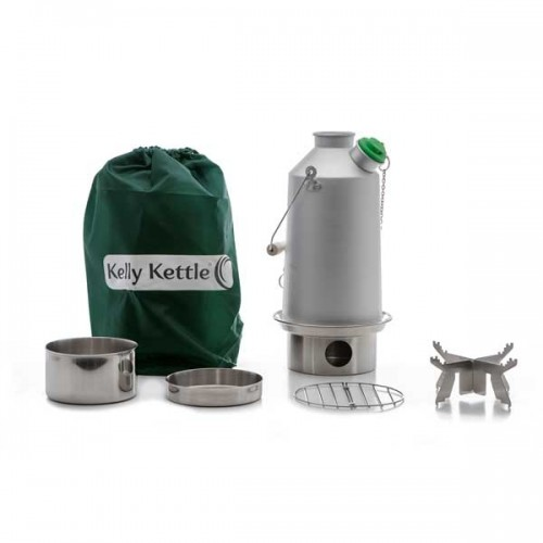 Aluminum Base Camp Basic Kit