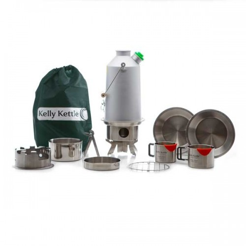 Aluminum Ultimate Base Camp Kit