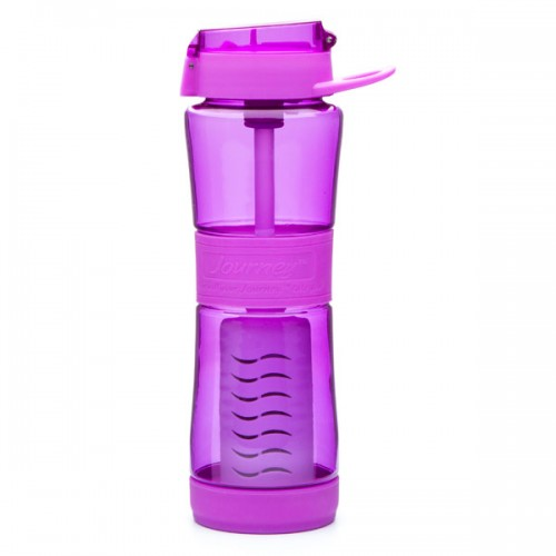 Sagan Journey Filtered Water Bottle - Orchid