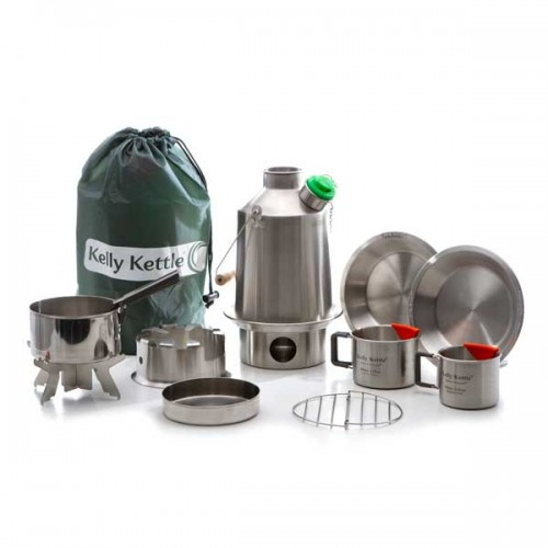 Ultimate Stainless Scout Kit