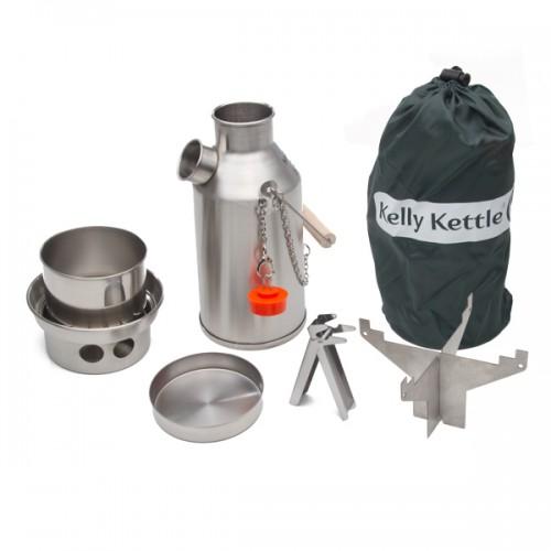 Stainless Small Trekker Kit