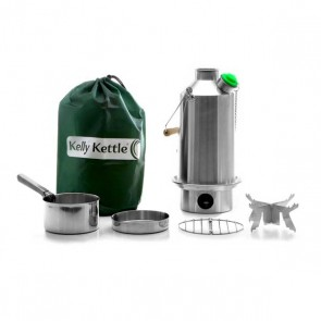 Base Camp Stainless Large Kit