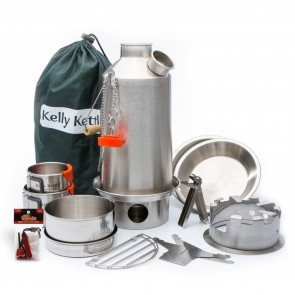 Ultimate Stainless Base Camp Kit