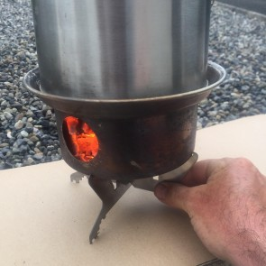Base or Pot Support (NEW MODEL) Fits all size kettles