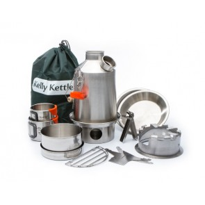 Ultimate Stainless Scout Kit - XStream Straw Filter - Special Offer