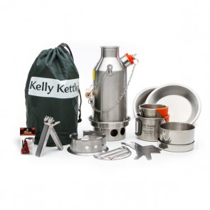 Ultimate Kelly Kettle Trekker Kit
