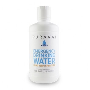 Puravai Emergency Drinking Water - 6 pack