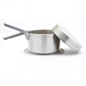 Small Cook Set (Small Kettle) + Free Version 1 Pot Support
