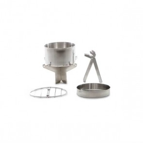 Small Cookset with Free Pot Support