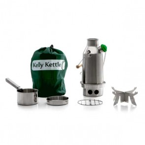 Stainless Small Trekker Kit