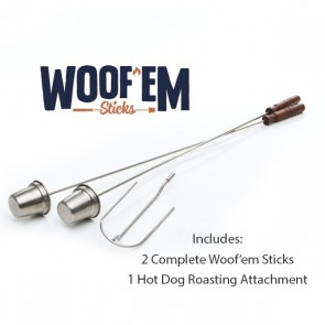 Woof' Em Sticks Kit