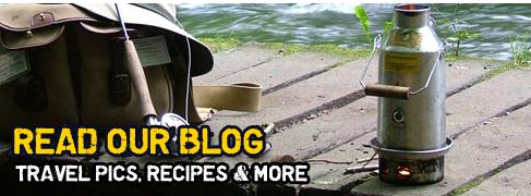 Kelly Kettle Blog