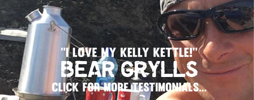 Bear Grylls Kelly Kettle