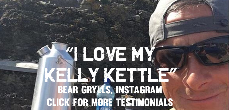 Bear Grylls Kelly Kettle