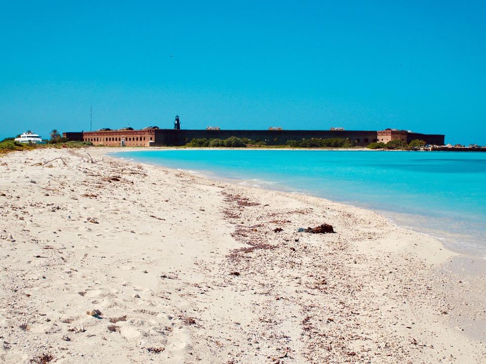 This picture was taken in February 2016, I had just turned 30 and visited Dry Tortugas National Park with some friends. Next February I'll be 35 and I'm headed back to Dry Tortugas National Park with my wife and we will be camping two nights! While researching for the trip I came across the Kelly Kettle. I'm thinking the Ultimate Scout Kit will be the perfect companion for this trip and many more in the future. (Florida)