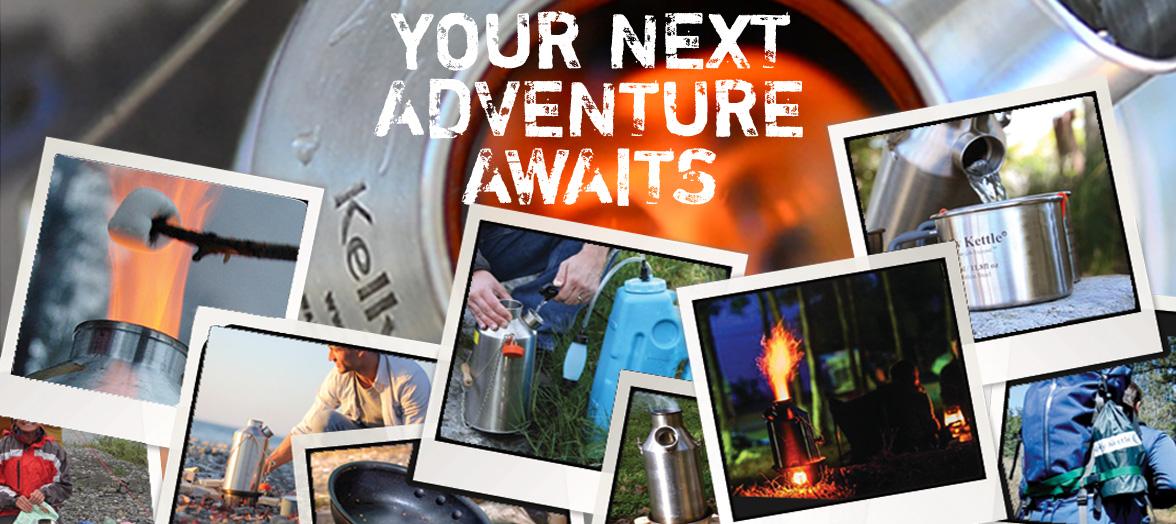 Your Next Adventure Begins