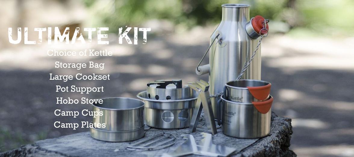 Kelly Kettle Ultimate Kit