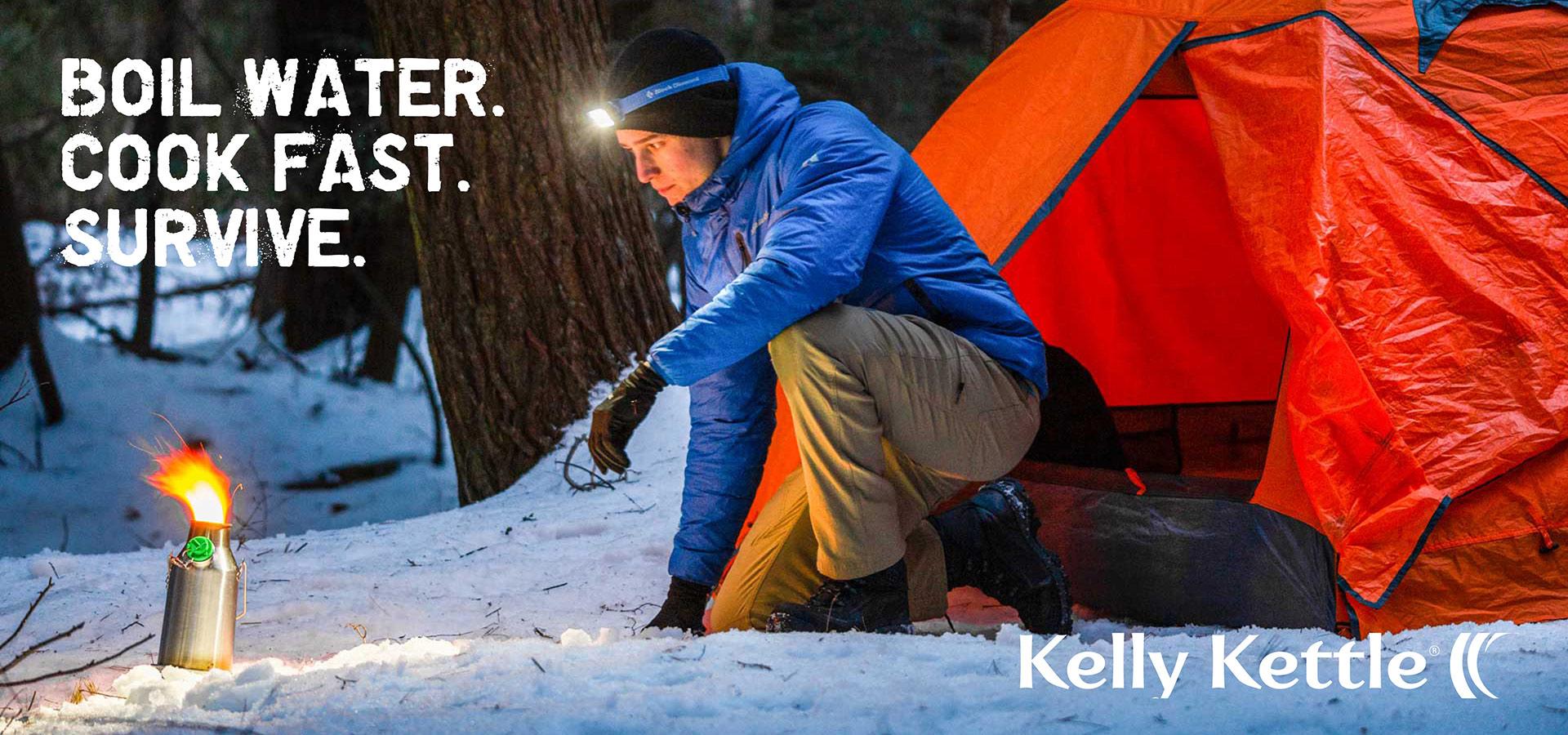 Kelly Kettle Kits